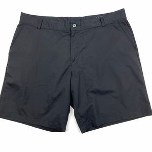 Adidas Climalite Flat Front Shorts Sz 42